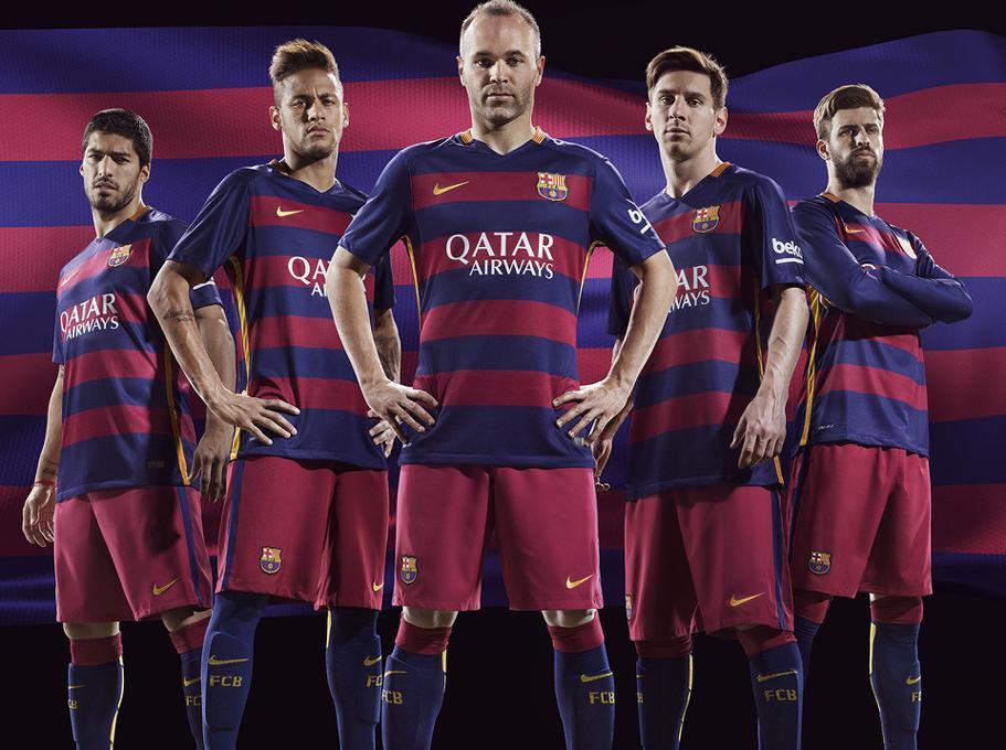 4c6820b9df El Barça presenta la nueva equipación para la próxima temporada