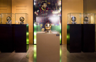 messi museo