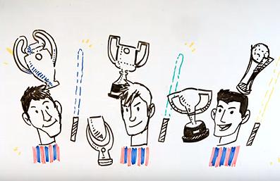 neymar draw