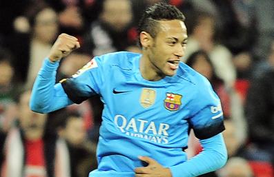 neymar goles