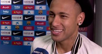 Neymar penalt