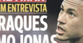 neymar entrevista