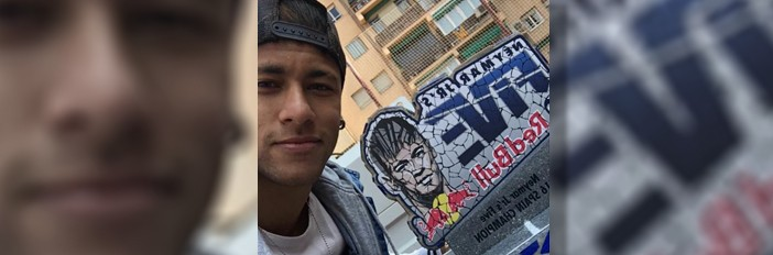 neymar red bull