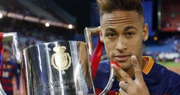neymar doblete fcb
