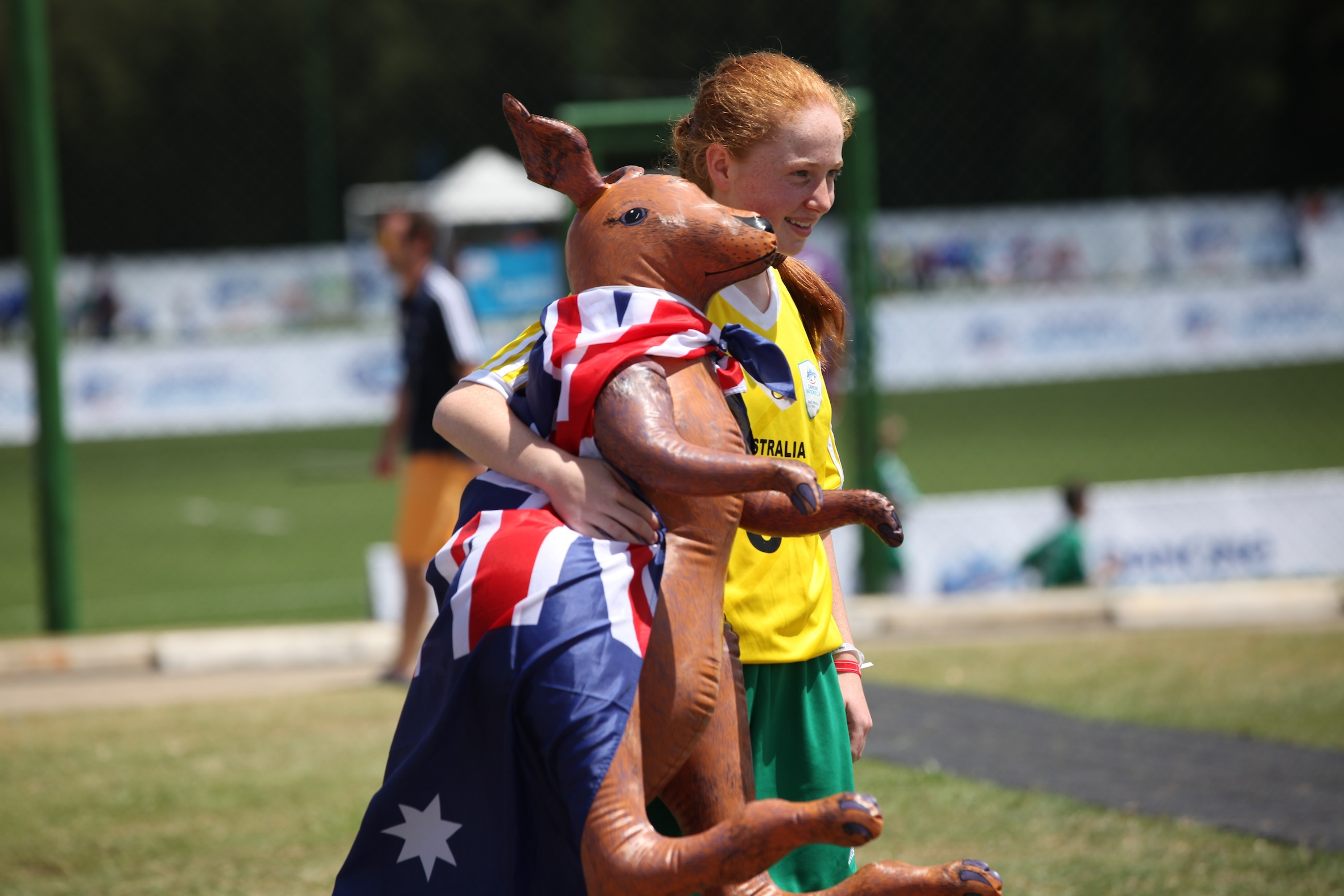 DNC 2014 - More than a football competition - Australia
