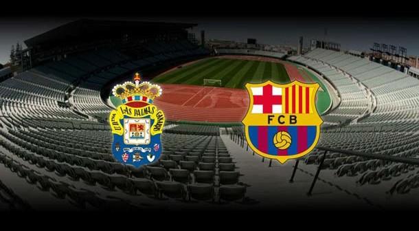 Las Palmas VS Barça