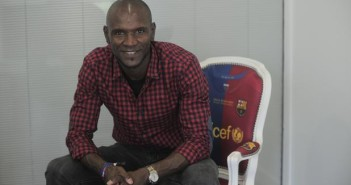 Eric Abidal Legends