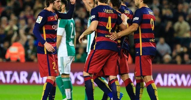 Barça-Betis