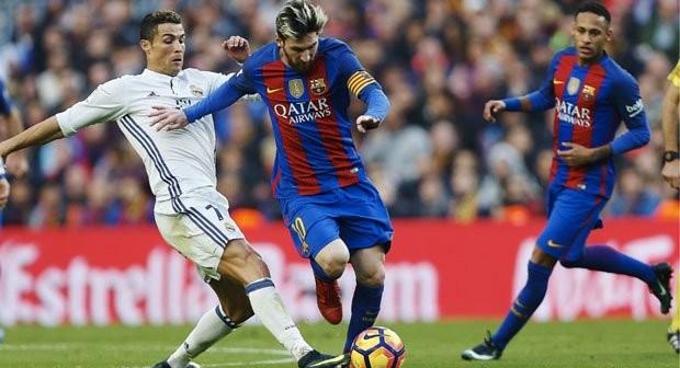 Supercopa España Barça-Madrid