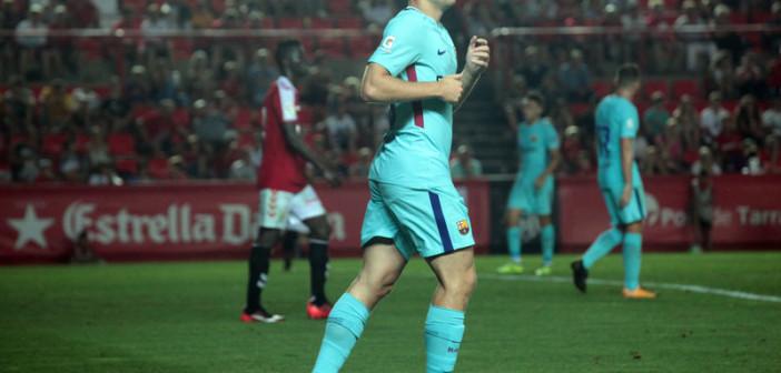 Al Nou Estadi de Tarragona. Partit amistós NÀSTIC - BARÇA. Agafar fotos del màxim de jugador possibles i també dels entrenadors.   797#Judit Fernandez