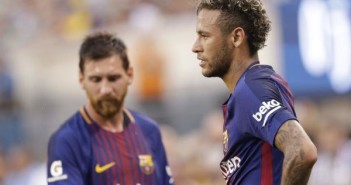 Barcelonas-Lionel-Messi-says-goodbye-to-teammate-Neymar