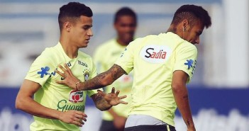 coutinho--i--y-neymar--en-un-entrenamiento-con-la-seleccion-nacional-de-brasil--twitter