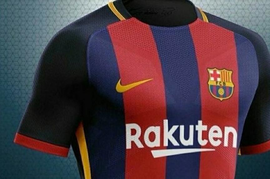 Se Publica Otro Modelo De Camiseta Del Barça 2018-2019