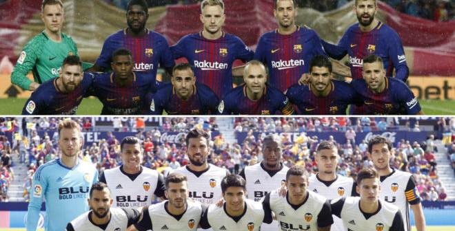 Valencia - Barça