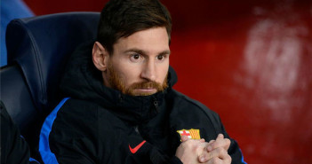 messi banquillo