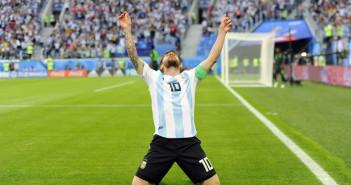 MUNDIAL DE RUSIA 2018 NIGERIA VS ARGENTINA  FOTO JUANO TESONE / ENVIADO ESPECIAL
