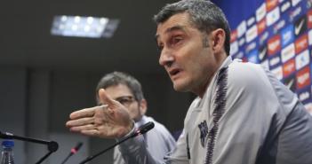 """Valverde: """"No ha sido ninguna sorpresa que nos tocara el Madrid"""""""