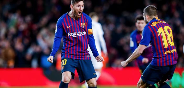 Barça-Valencia: La remontada se quedó a medias