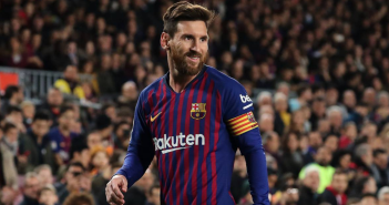 Bartomeu confirma que tiene en mente renovar a Messi otra vez