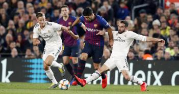 Decidirá el Bernabéu (1-1)