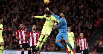 El Barça salva un punto gracias a Ter Stegen