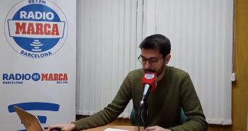 """Marc Vila: """"El Madrid es el favorito. Sin embargo, este año no está Cristiano ni sus 40 goles por temporada"""""""