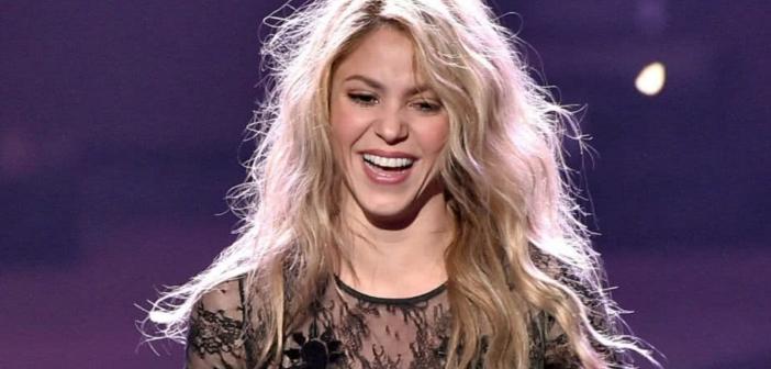 La pelea entre Shakira y un Policía