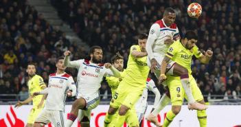 El Barça reacciona en Lyon pero le falta el gol
