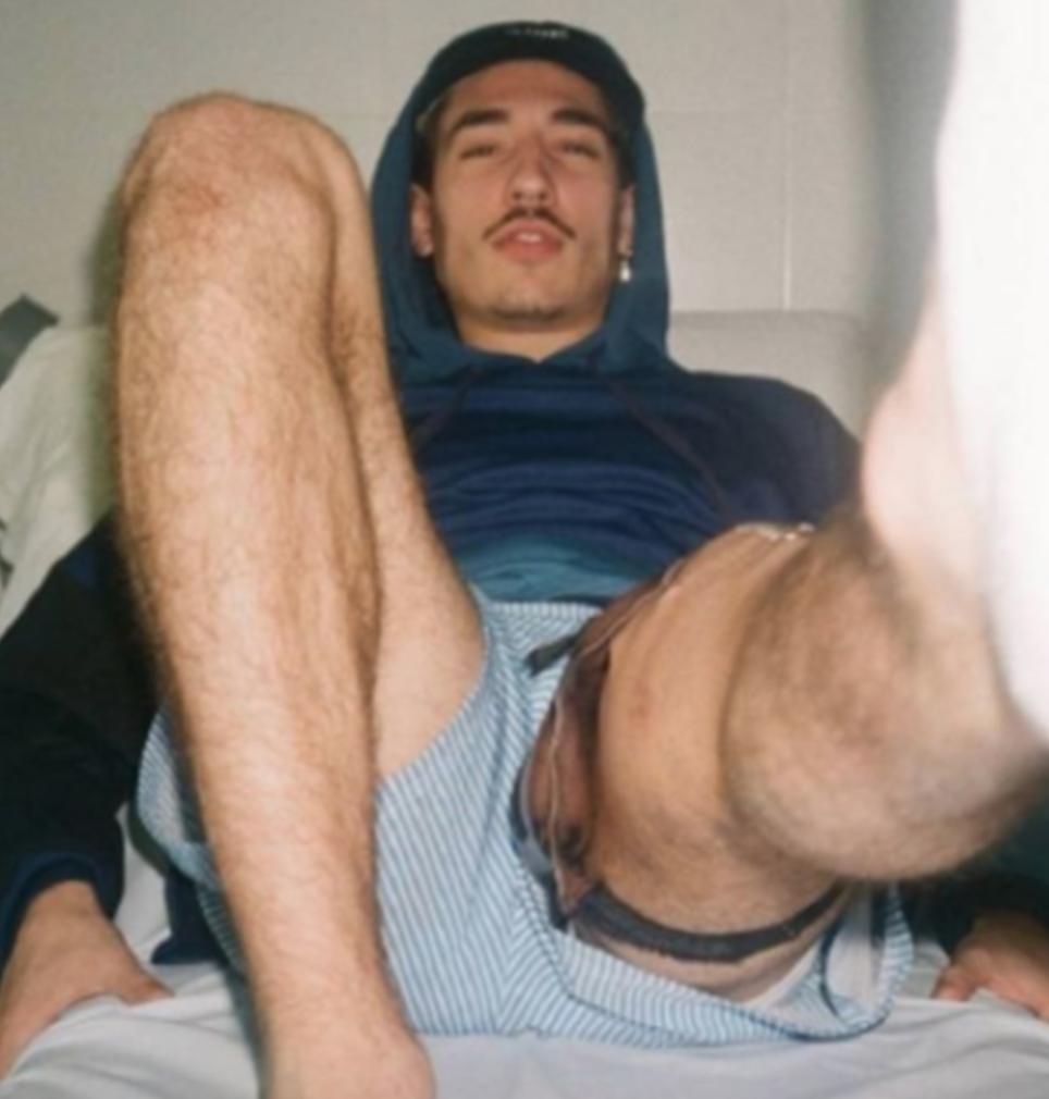 El 'escape testicular' de Héctor Bellerín