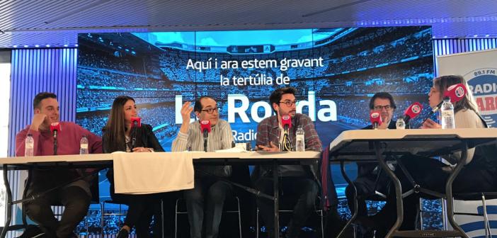 """Toni Freixa: """"El Barça es el club que tiene la portería mejor cubierta del mundo"""""""