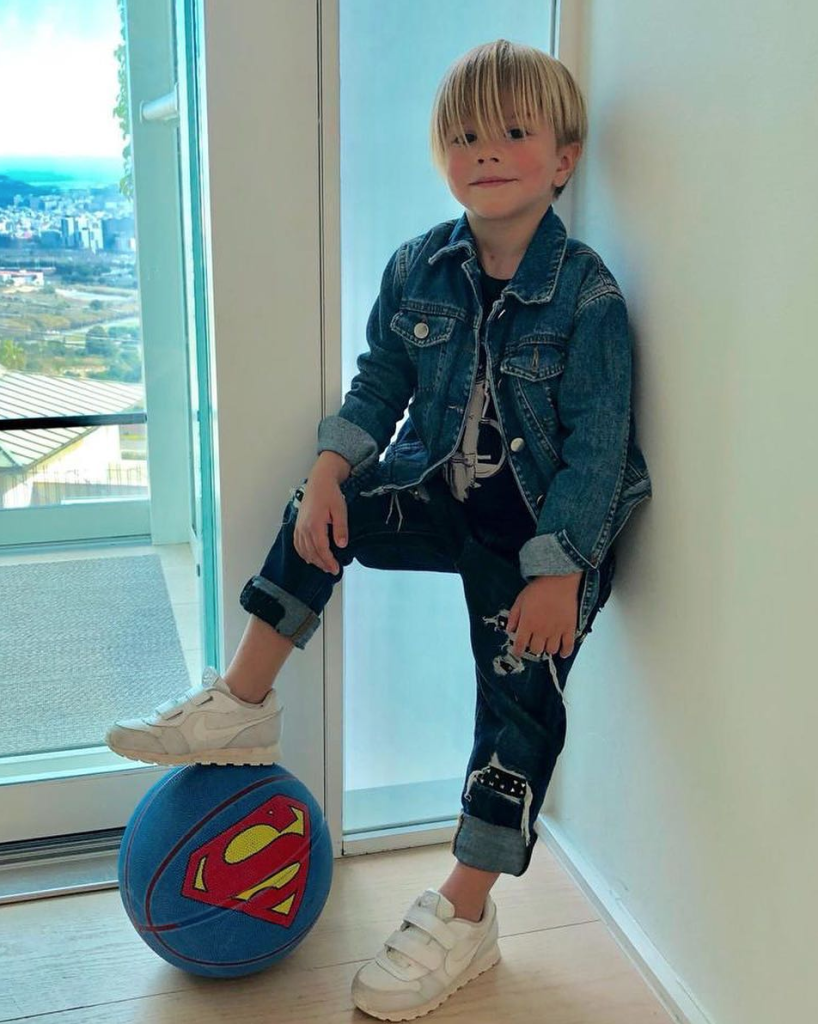 El gran cambio del hijo de Piqué y Shakira