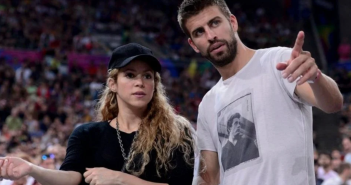 El nostálgico recuerdo de Shakira con Piqué