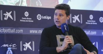 """Pochettino: """"El Barça es el favorito para ganar la Champions"""""""