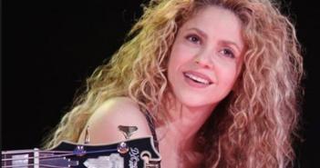 Shakira deja solo a Piqué en la fiesta del Barça