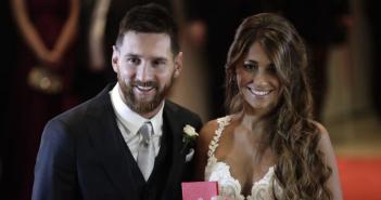 La foto más tierna de la mujer de Messi