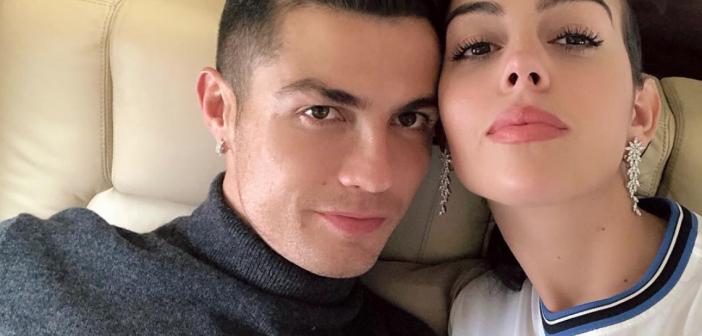La novia de Cristiano la lía en el zoo de Madrid