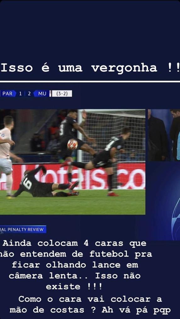 """Neymar estalla: """"Es una vergüenza"""""""