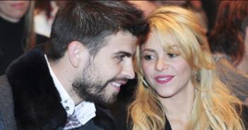 La foto más íntima de Shakira y Piqué en el autolavado