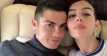 Georgina Rodríguez muestra el lado más sentimental de Cristiano