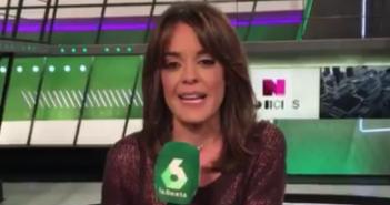 La periodista María Martínez pide perdón a Piqué