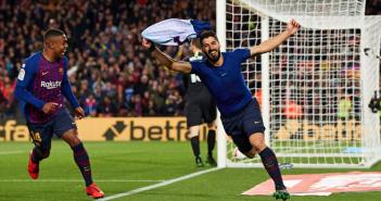 El Barça remata la Liga