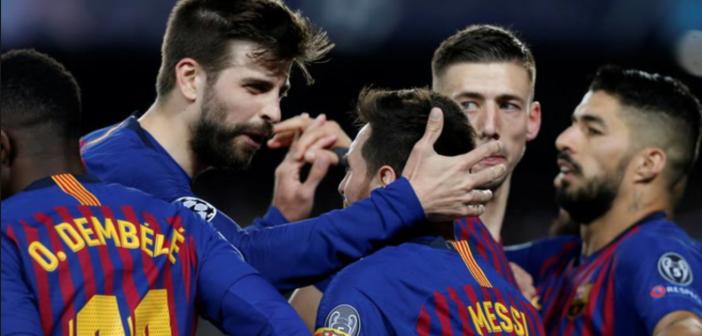 Messi dirige al Barcelona a su regreso a semifinales de la Champions