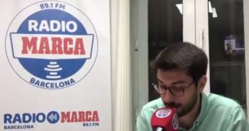 Así lo ve Marc Vila, sobre Carles Aleñá