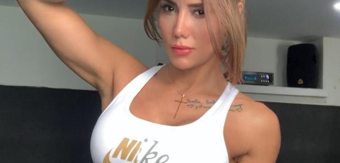 Sonia Isaza se llena de insultos tras confirmarse su relación con Arturo Vidal