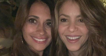 La prueba que sigue la enemistad entre Shakira y Antonela Roccuzzo