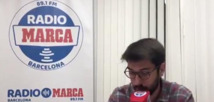 """Así lo ve Marc Vila, """"El Barça no tenía a un líder en el que apoyarse"""""""