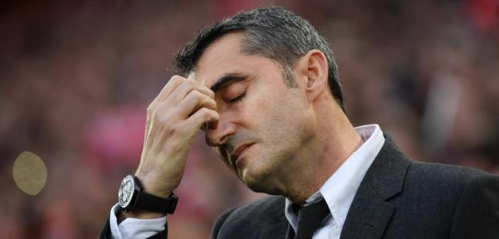 """""""Valverde no es seguro que siga"""""""