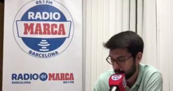 """Así lo ve Marc Vila, """"El Barça se ha convertido en la casa del terror"""""""