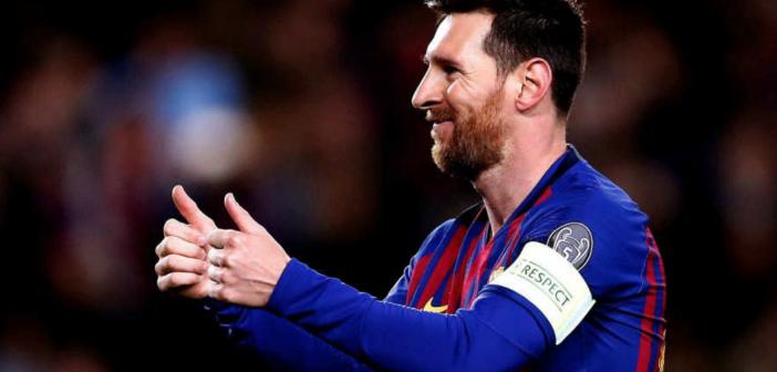 La foto más tierna de Messi durmiendo