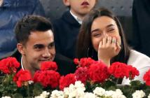 La novia youtuber de Reguilón